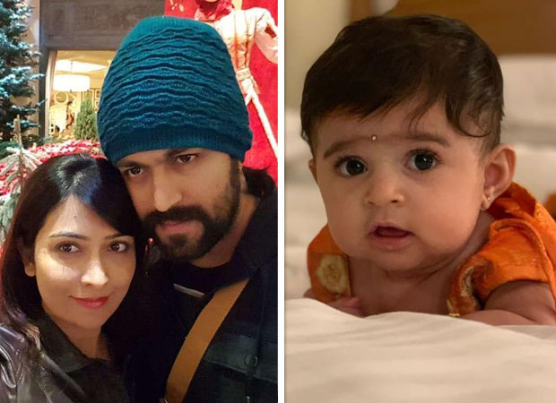 AWW! This sweet picture of KGF star Yash's daughter will definitely make you smile!