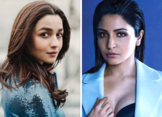 Alia Bhatt unveils the first guest wardrobe of Anushka Sharma on Mi Wardrobe Su Wardrobe