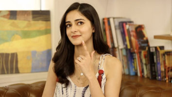 Ananya Panday Varun Dhawan is the CUTEST Karan Johar is a Super Inspiration to Me Because…