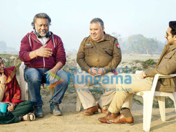On The Sets Of The Movie Article 15