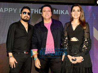 Birthday bash of Mika Singh at Sin City