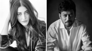 EXCLUSIVE VIDEO: Shruti Haasan admits she wants to work with Irrfan Khan