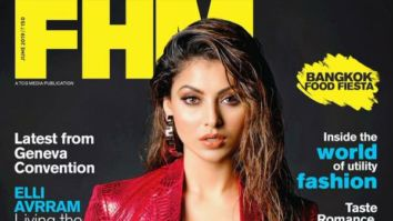 Urvashi Rautela On The Covers Of FHM