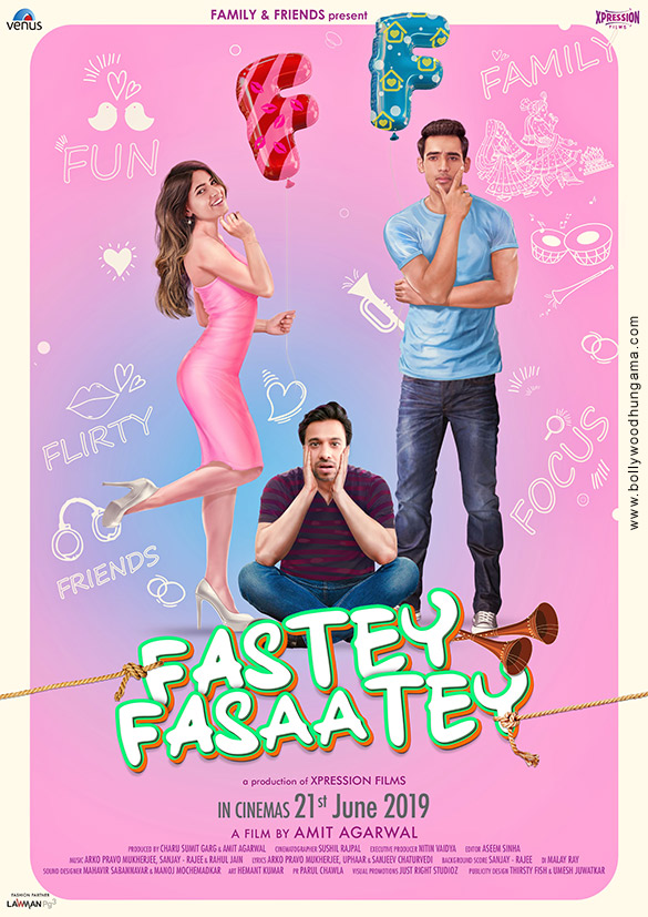 Fastey Fasaatey audio available on all music platforms