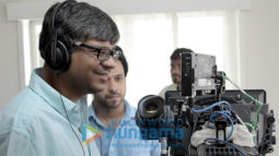 On The Sets Of The Movie Fastey Fasaatey