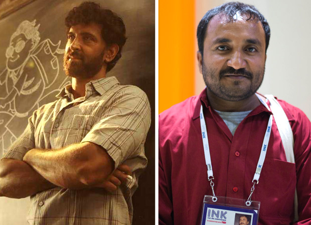 """""""Hrithik Roshan has imbibed my soul"""" - says Anand Kumar about Super 30"""