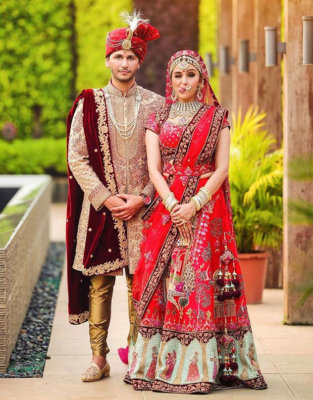 INSIDE PHOTOS: Awara Paagal Deewana actress Aarti Chabria gets married to Visharad Beedassy