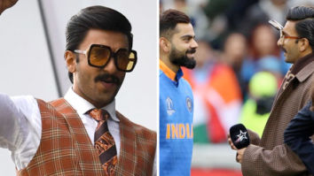 India Vs Pakistan: Ranveer Singh becomes commentator, hugs Virat Kohli post match win
