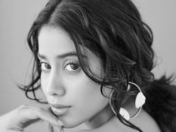 Janhvi Kapoor looks ethereal in these black and white portraits