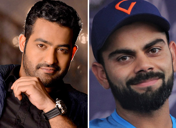 Junior NTR to join hands with Virat Kohli for Road and Alcohol Awareness campaign