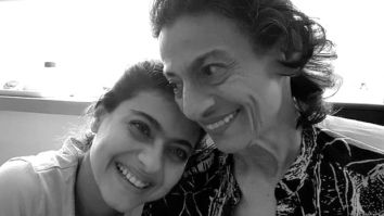 Kajol expresses sheer gratitude with mother Tanuja in this heart-warming picture