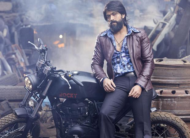 Kannada superstar Yash starts shooting for KGF - Chapter 2