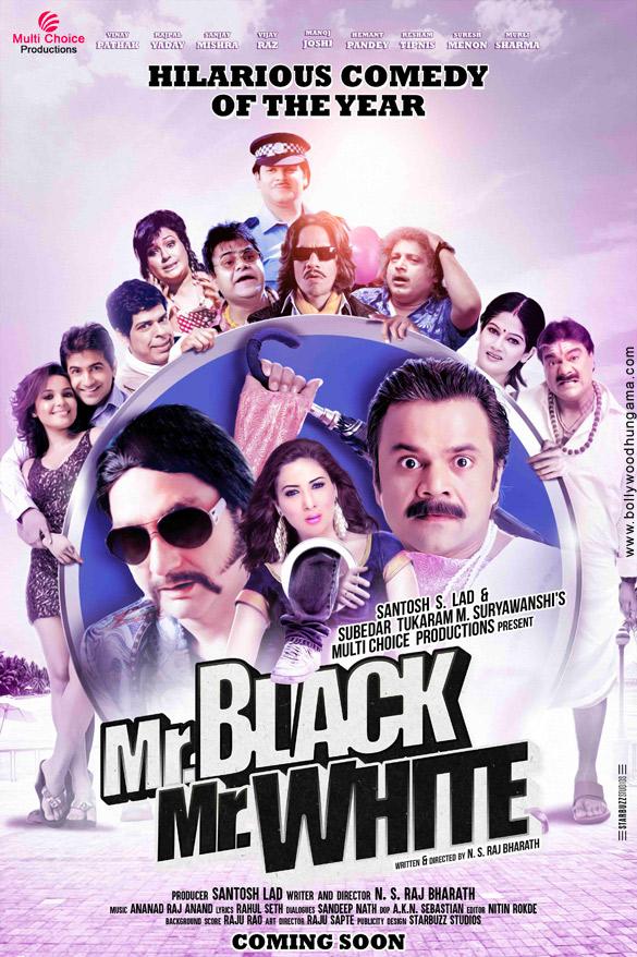 Mr. Black Mr. White