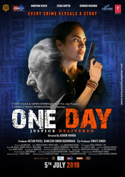 f5647dc200 First Look Of The Movie One Day: Justice Delivered