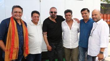 PHOTOS: Sanjay Dutt starts shooting for Bhuj: The Pride of India