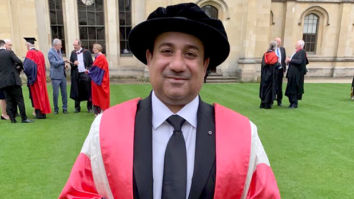 PHOTOS & VIDEOS: Meet Dr Rahat Fateh Ali Khan who received an honorary degree from Oxford University