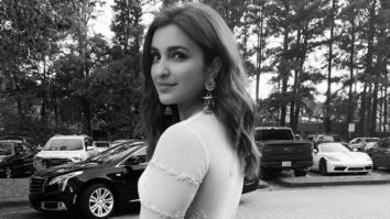 Parineeti Chopra is okay with the audience comparing her performance to Emily Blunt's in The Girl On The Train