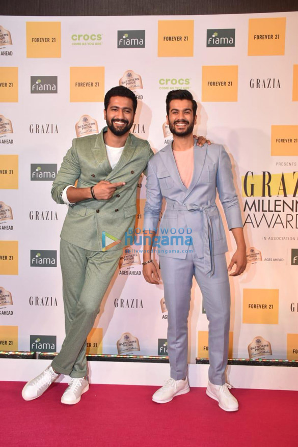 Photos Celebs grace Grazia Millennial Awards 2019 (5)