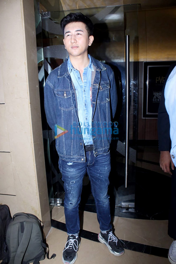 Photos Celebs grace the trailer launch of Penalty (2)