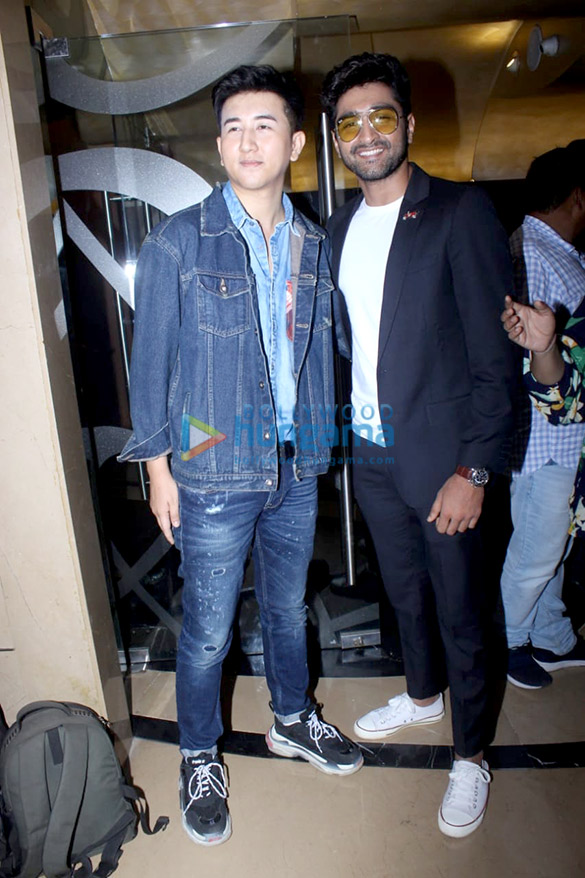 Photos Celebs grace the trailer launch of Penalty (3)