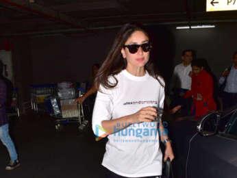 Photos: Katrina Kaif and Kareena Kapoor Khan snapped at the airport