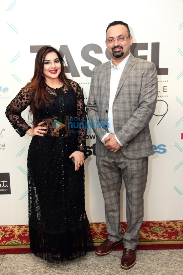 Photos Malaika Arora, Pranutan Bahl, Zaheer Iqbal, Madhur Bhandarkar and others grace Tassel Awards 2019 (2)