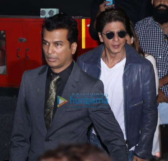 Photos Shah Rukh Khan and others grace the music and trailer launch of the Marathi film 'Smile Please' (4)