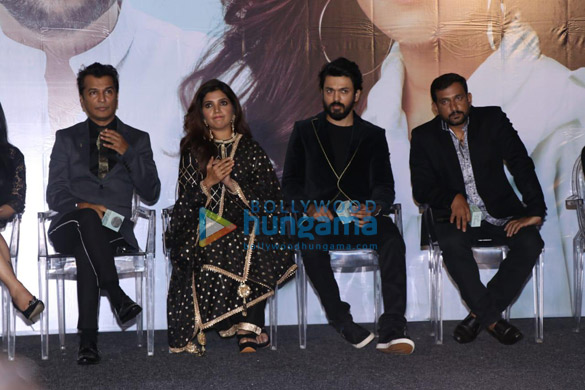 Photos Shah Rukh Khan and others grace the music and trailer launch of the Marathi film 'Smile Please' (7)