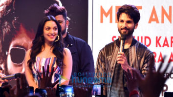 Photos: Shahid Kapoor and Kiara Advani attend the Kabir Singh Musical Concert in Pune