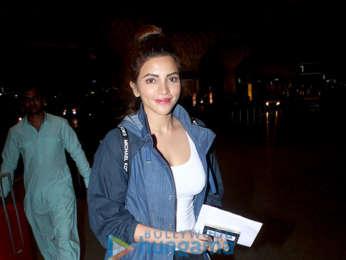 Photos: Shraddha Kapoor, Ajay Devgn, Raveena Tandon and others snapped at the airport