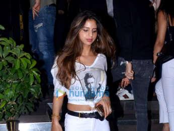 Photos: Suhana Khan spotted at Arth in Bandra