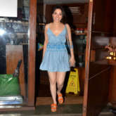 Photos: Tamannaah Bhatia spotted at Salt Water Cafe in Bandra