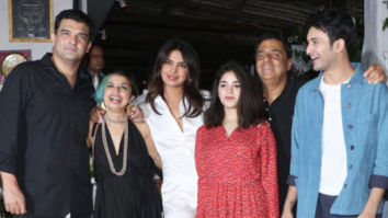 Priyanka Chopra Jonas is happy and grateful beyond belief at The Sky Is Pink wrap party!