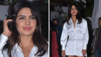 Priyanka Chopra wears a knee brace after The Sky Is Pink wrap up and leaves the fans worried