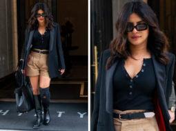 Priyanka Chopra wears khaki shorts and the netizens can't stop cracking RSS memes