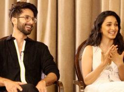 ROFL Shahid Kapoor- Kiara Advani's CRAZIEST Quiz On Angry Men In Bollywood Kabir Singh