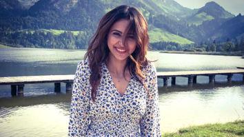 Rakul Preet Singh is a happy soul as she basks in the sun in Switzerland
