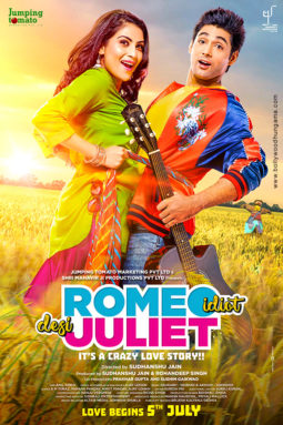 First Look Of The Movie Romeo Idiot Desi Juliet