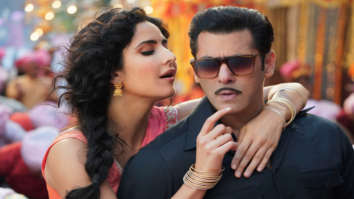 Salman Khan agrees that his Bharat co-star Katrina Kaif is good at driving, and not just cars! [Watch video]