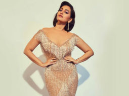 Sonakshi Sinha graces the ramp with the good ol' razzle dazzle in Yousef Al Jasmi