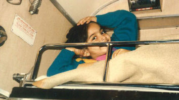 Sonam Kapoor Ahuja's throwback picture from her childhood is all sorts of adorable