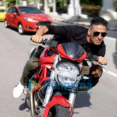 Movie Stills Of The Movie Sooryavanshi