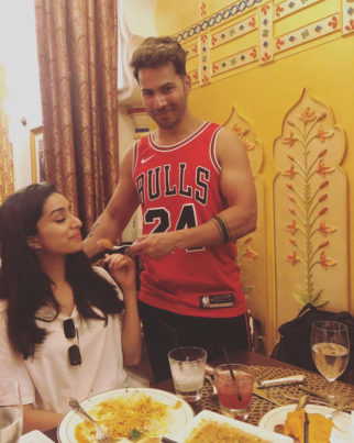 Street Dancer 3D: Varun Dhawan tries to forcefully feed Shraddha Kapoor and tries to make her cheat on her diet