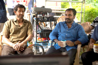 On The Sets from the movie Super 30