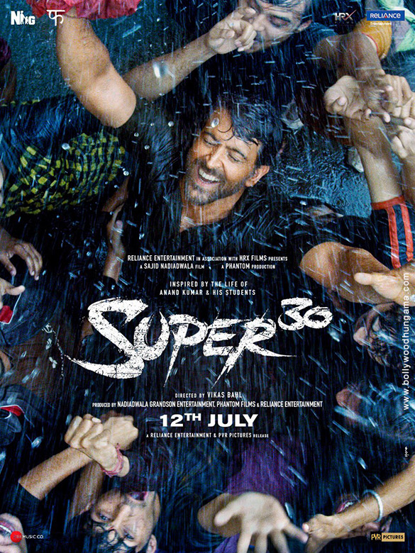 First Look Of The Movie Super 30