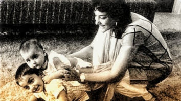 THROWBACK: Sanjay Dutt shares a nostalgic gem to mark his mother Nargis' birth anniversary