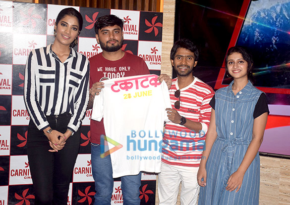 Takatak cast snapped at the merchandise unveiling at Carnival Cinemas, Mumbai (3)
