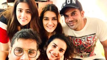 Team Bareilly Ki Barfi had a reunion and we're missing Ayushmann Khurrana in the frame!