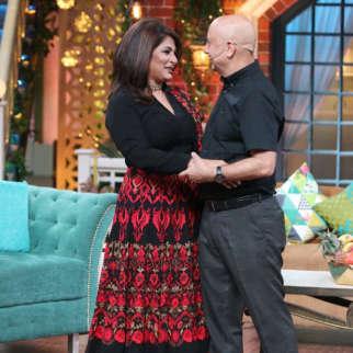 The Kapil Sharma Show: Kuch Kuch Hota Hai's Mr. Malhotra and Mrs. Briganza aka Anupam Kher and Archana Puran Singh reunite and reveal interesting deets