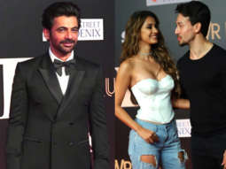 Tiger Shroff, Disha Patani, Katrina Kaif & others at GRAND Premiere of Movie Bharat